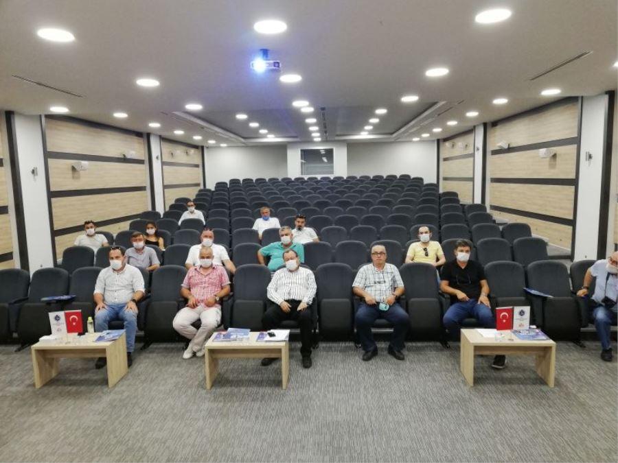 Biga TSO Temmuz Ayı Meclis Toplantısını Yaptı