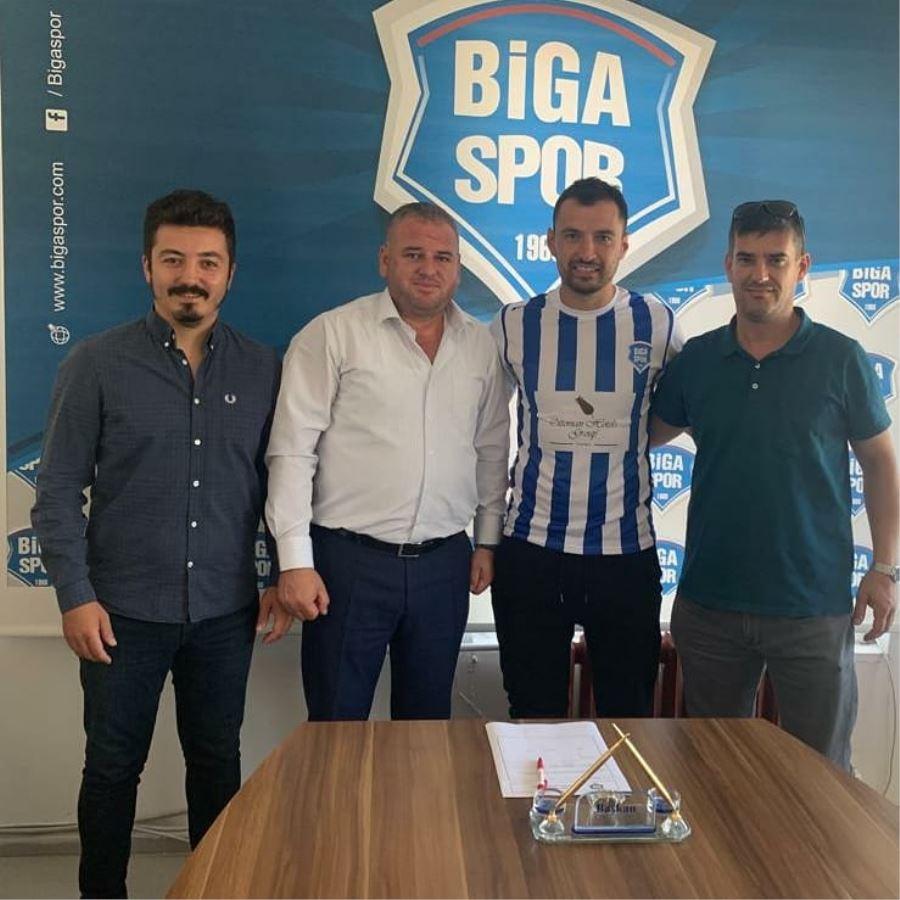 Şampiyon Kaleci Ahmet Arat Bigaspor'da