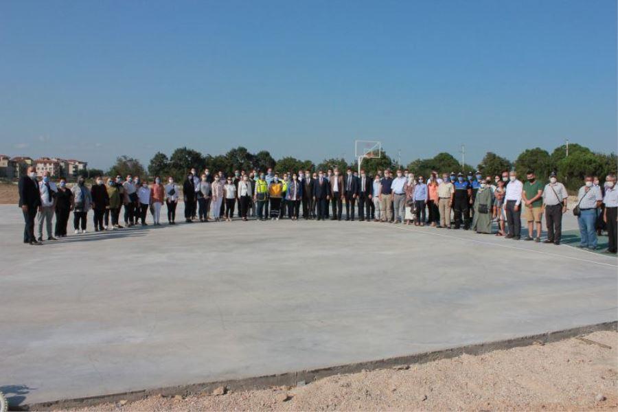 Biga Belediyesi Adapark ProjesiHaberi