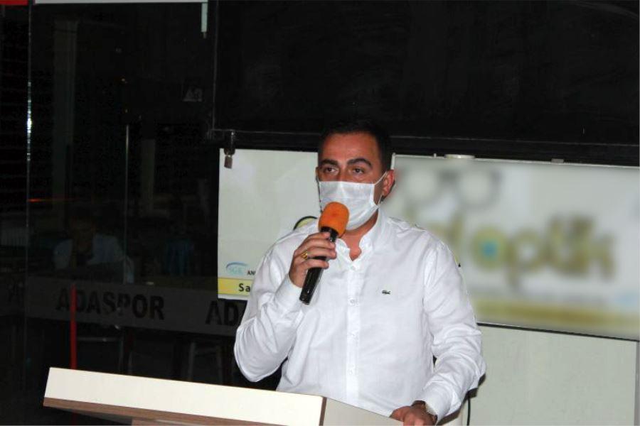 Biga Adaspor'da Kongre Heyecanı Recep İyigün Başkan Seçildi