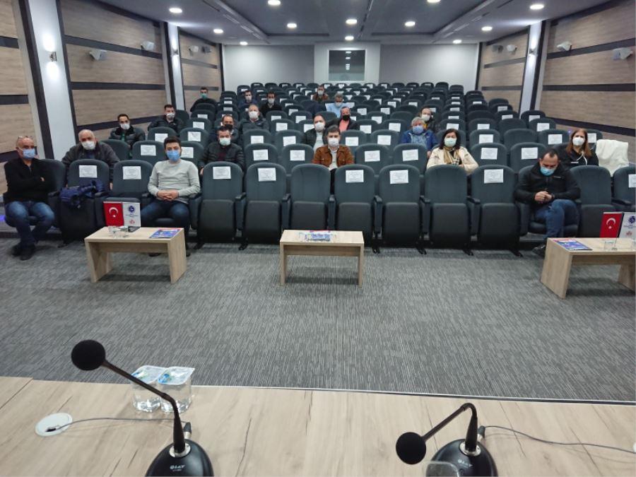 Biga TSO'da Covid 19 Ekonomik Tedbirleri İstişare Toplantısı Düzenlendi