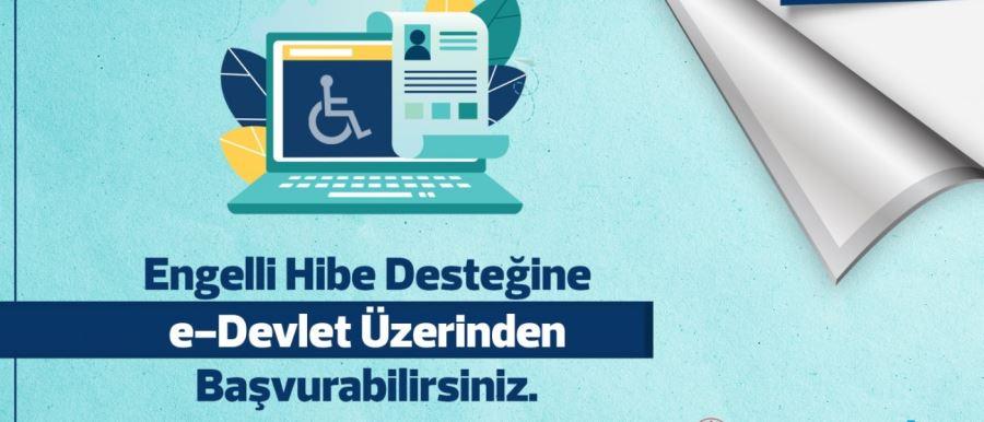 İŞKUR'dan Öğrencilere Ve İş Arayanlara Engelli Hibe Desteği Sunumu