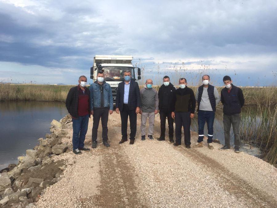 Karabiga Beldesi Denizatı Sitesi Arasında Ulaşım Kolaylaşacak