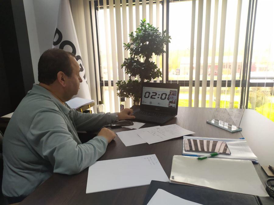 Biga TSO Başkanı Şadan Doğan TOBB Marmara ve Ege Bölge Toplantısına Katıldı