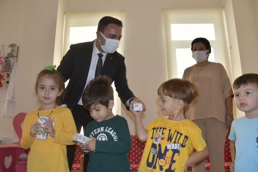 Başkan Erdoğan: Çocuklarımıza Süt Alışkanlığını Kazandırmalıyız